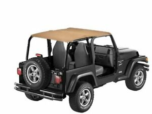 For 1997 2002 Jeep Wrangler Soft Top Bestop 33743tx 1998 1999 2000 2001