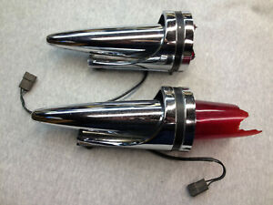 1962 Imperial Tail Lights Good Clean Original Condition