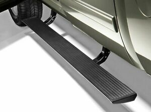 Amp Research Powerstep Auto Running Boards 2007 2014 Chevrolet 1500 2500 3500