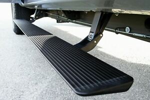 Amp Research Electric Running Boards 1999 2006 Chevy Silverado 1500 2500 3500