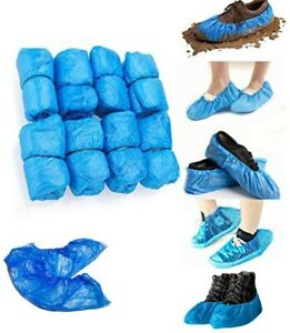 High Quality Disposable Shoe Covers Floor Protector 100pcs