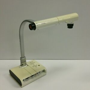 Elmo Model Tt 02s Document Camera Visual Presenter Power Supply Not Included
