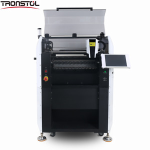 Tronstol A1 Smt Pick And Place Machine With Vision System 58 Feeders 4heads 0201