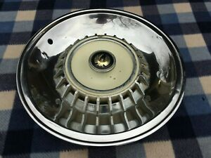 1964 Chrysler Imperial Crown Hubcap Wheel Cover 1 Original Oem