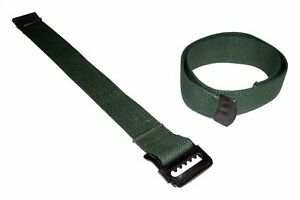 Crown For 41 45 Willys Mb Ford Gpw Jerry Can Strap Set Green Nylon Steel A4127