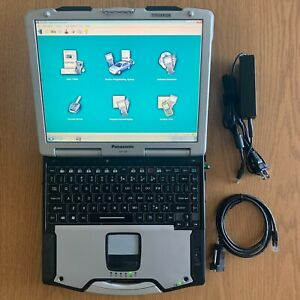 Programming Laptop With Tis2000 Saab Isuzu J2534 Pass Thru Win 7 Mdi Gm Tech 2