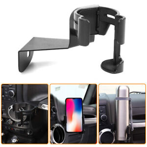 2 In 1 Multi function Drink Cup Phone Holder For 1997 2006 Jeep Wrangler Tj A
