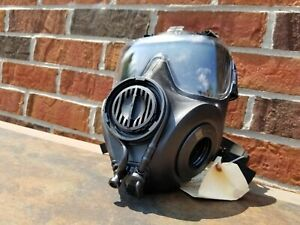 Avon Fm53 M53 Gas Mask Respirator Large Right Handed Nbc M50 Cbrn