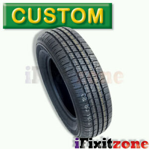 1 Tbc Brand Custom 428 A S P215 75r15 100s Wsw All Season Performance Tires