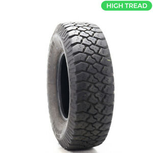 Used Lt 265 75r16 Goodyear Workhorse Extra Grip 123 120p 17 32