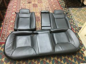 2015 2018 Chrysler 300 Rear Seats Black Leather Bucket Like New Cheapest Oem