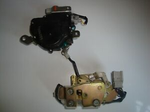 Oem Rear Hatch Door Actuator Lock With Latch For 98 01 Acura Integra Coupe