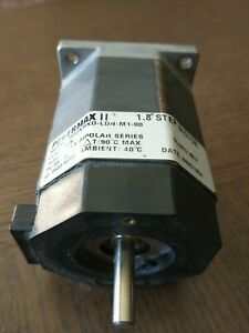 Pacific Scientific Powermax Ii Step Motor M22nrxd ldn m1 00 Stepper 1500 Rpm