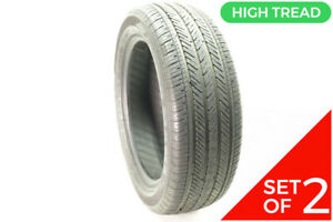 Set Of 2 Driven Once 235 55r19 Michelin Pilot Hx Mxm4 101h 10 5 32