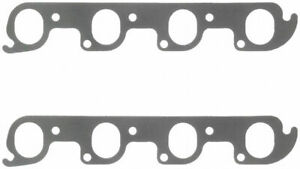 Fel pro 1430 Exhaust Header Gaskets Fits Ford 351c 351m 400 1 56 x1 98 Port