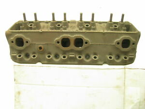 Core Gm 333882 Cylinder Head 1974 1980 Gm 350 400 V8 Small Block Chevy