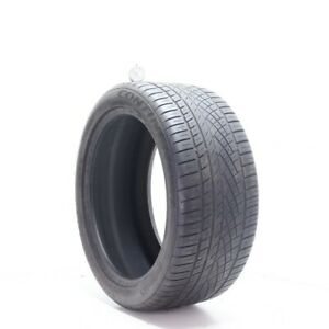 Used 275 40zr20 Continental Extremecontact Dws06 106y 5 32