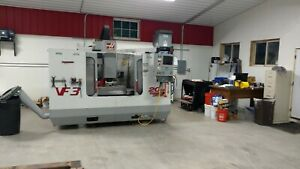 Vf3 Haas Machining Center