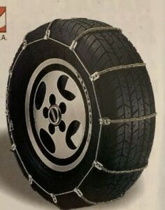 New Tire Cable Chains Security 225 55 16 P225 50 17 225 65 16 255 40 17