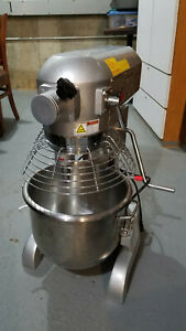 Canco Hlm 20b Commercial Stand Mixer With Attachments 20 Qt 110v single Phase