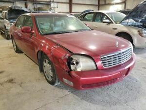 Engine 4 6l Vin Y 8th Digit 126k Miles Fits 03 Deville 964488