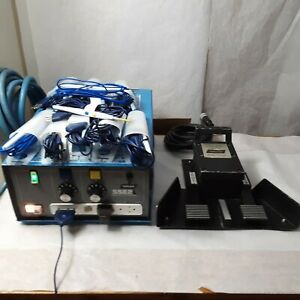 Valleylab Electrosurgical Unit Sse2l With Footswitch 10 Pencils Biomed Tested