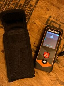 Suaoki P7 Laser Distance Measure With Bluetooth Touchscreen And Angle