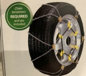 New Scc Z Chain Lt Suv Cuv Cable Chains Tensioners Tire Chains 35