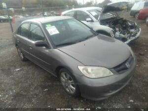 Engine Gasoline 1 7l Base Vin 1 6th Digit Egr 126k Miles Fits 01 05 Civic