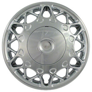 1997 2005 Buick Century 15 Silver Hubcap Set Of 4