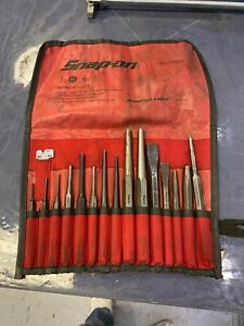 Snap On Ppc715bk Punch And Chisel Set