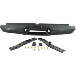 New Complete Rear Bumper Assembly For 1995 2004 Tacoma To1102214 Ships Today