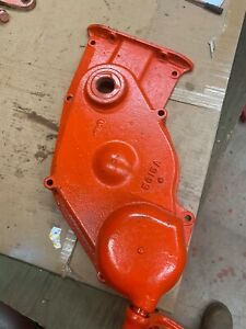 Case Sc Tractor Engine Front Cover Part 5615a