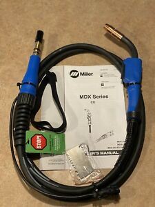 Miller Acculock Mdx 100 Mig Gun For Mm 141 211 1770028