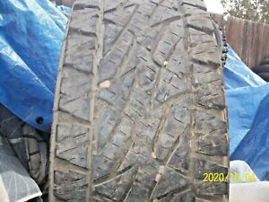 Bridgestone Lt 265 75r16 Dueler At Rev 02 Lt 265 75r16 3312 m s 7mm Tread