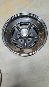 1970s 80s Buick Lesabre Electra Chrome 15x7 Inch Rally Wheel