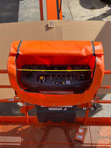 Info Only New Jlg Boom Lift Control Box Cover Order Info For New Style Frame
