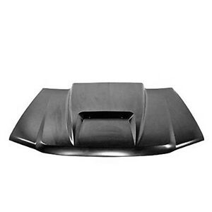 New Replacement Cowl Induction Hood Panel Fits 2004 2012 Gmc Canyon Efxcol04v2