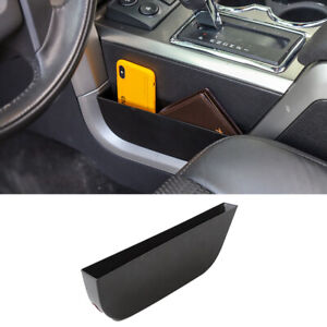 Geartray Gear Shifter Console Side Storage Box For Ford F150 2009 2014 A
