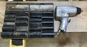 Chicago Pneumatic 734 Air Impact And Sockets