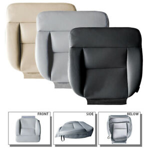 Replacement For Ford F150 2004 2008 Lariat Driver Side Bottom Leather Seat Cover