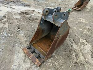 18 Werk brau Mini Excavator Bucket 45 Mm Pins 6 Stick Width