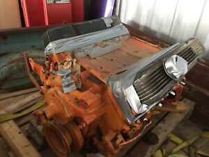 Dodge Plymouth Hp 440 Maybe Hp2 V Code Six Pack Engine Bb Mopar Charger Gtx
