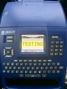 Brady Bmp71 Label Printer With Quick Charger And Usb Connectivity bmp71