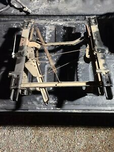 92 96 Ford Pickup Truck Front Bucket Seat Frame Brackets Tracks Set Pass Drive