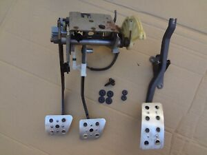 1994 1998 Mustang Saleen Gas Brake Clutch Pedal Assembly Oem Sku Sn220