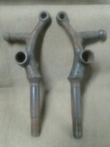 1932 1934 Ford Front Spring Perches