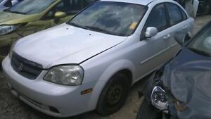 Wheel Road Wheel 15x6 Steel Fits 04 08 Forenza 487543