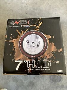 Anzo Usa 861093 7 High Intensity Discharge H i d Off Road Light