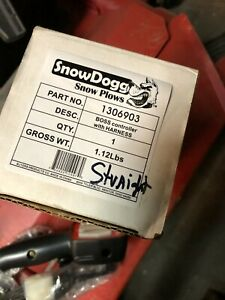 Snowdogg 1306903 Controller For Boss Stb0962 Straight Blade Plow For Buyers Sam